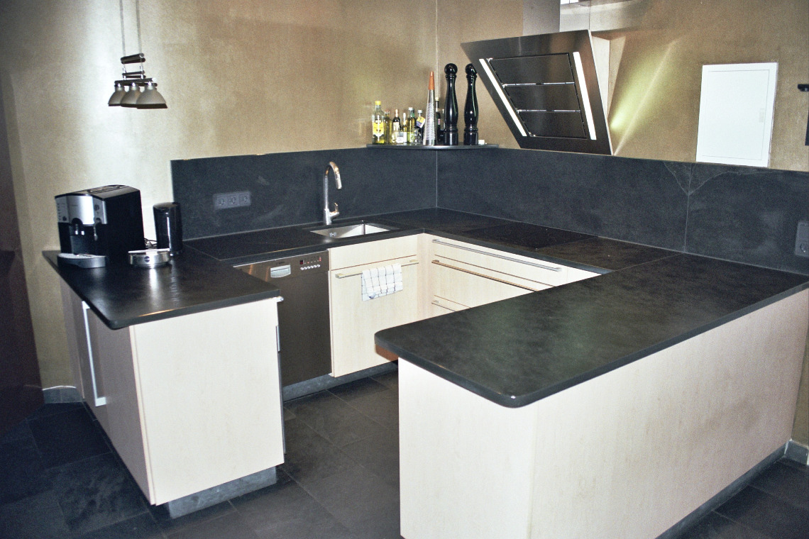 Kuchen Arbeitsplatten Theken Terrassen